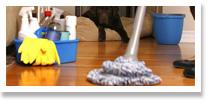Nettoyage après-construction