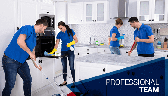cleaning team in sherbrooke, north shore area, south shore area