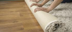 Nettoyage de carpette